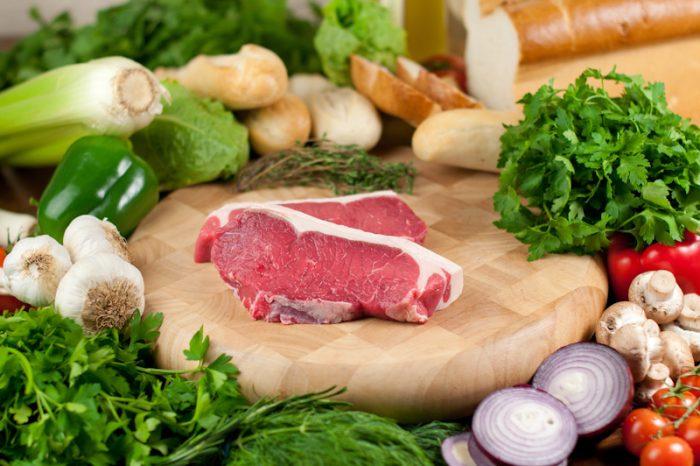 Grass Fed Sirloin Steak
