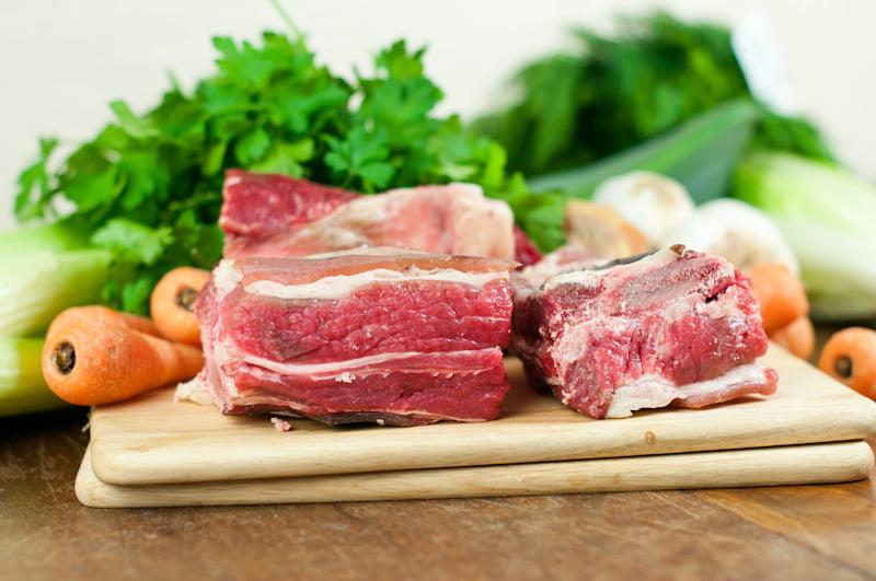 Grass Fed Beef Flat Ribs