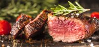 Organic Grass Fed Beef Fillet Roast