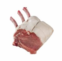 Organic Pork Rack French Trimmed