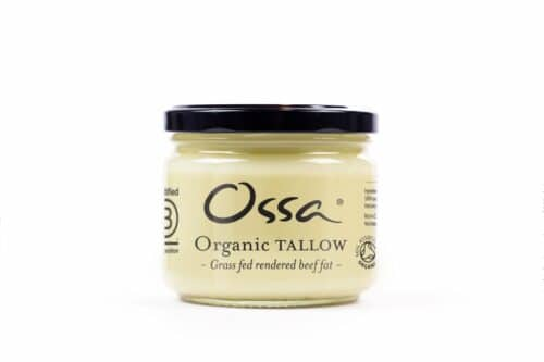 Organic Grass-fed Tallow