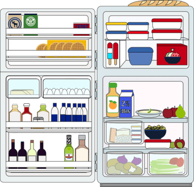 How to safely store meat in the fridge or freezer